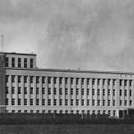 Ulica Krasińskiego w Katowicach. Siedziba szkoły w latach 1956-1957