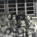 Wycieczka klasowa 1974