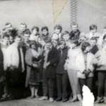 Zaklady Koksochemiczne Hajduki Zdjecie klasowe rok 1957-1963